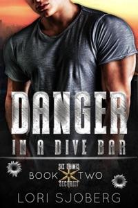 Danger in a Dive Bar Book Cover