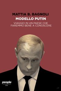 Modello Putin Libro Cover