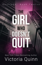 Read online The Girl Who Doesn't Quit