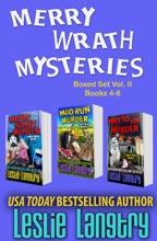 Merry Wrath Mysteries Boxed Set Vol. II (Books 4-6)