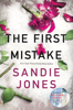 Sandie Jones - The First Mistake  artwork