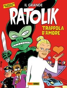 Il Grande Ratolik - Trappola d'amore Book Cover