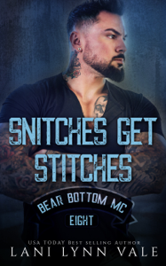 Snitches Get Stitches Book Cover