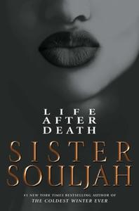 Life After Death Door Sister Souljah Boekomslag