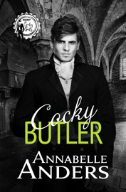 Cocky Butler - Annabelle Anders by  Annabelle Anders PDF Download