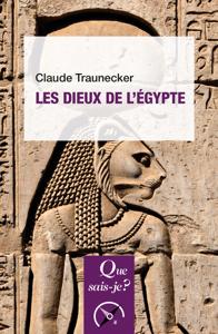 Les dieux de l'Égypte La couverture du livre martien