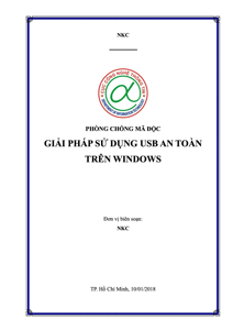 T2 Giai phap su dung USB an toan tren Windows 2018-01-10-converted Book Cover