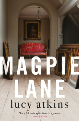 Lucy Atkins - Magpie Lane book