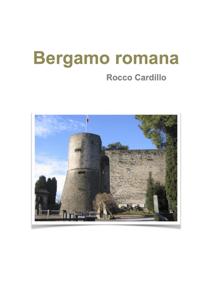 Bergamo romana Copertina del libro