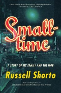 Smalltime: A Story of My Family and the Mob Book Cover