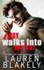 Lauren Blakely - A Guy Walks Into My Bar artwork