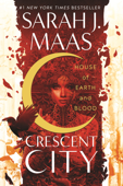 House of Earth and Blood Book Cover