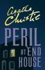 Agatha Christie - Peril at End House artwork