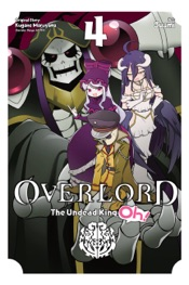 Download Overlord: The Undead King Oh!, Vol. 4