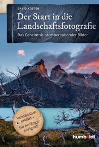 Der Start in die Landschaftsfotografie Buch-Cover