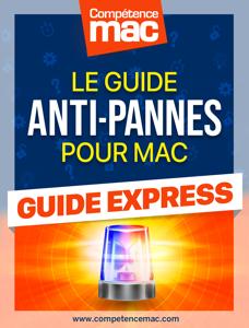 Guide Express • Le guide Anti-Pannes pour Mac Couverture de livre