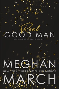 Real Good Man Book Cover