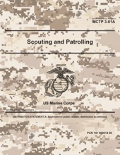 Marine Corps Tactical Publication MCTP 3-01A Scouting And Patrolling July 2020