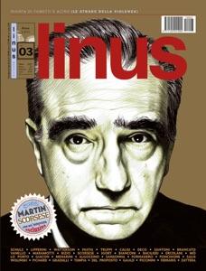 Linus. Marzo 2021 Book Cover