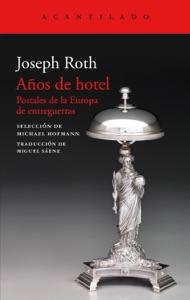 Años de hotel Book Cover