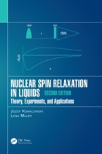Nuclear Spin Relaxation In Liquids