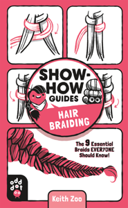 Show-How Guides: Hair Braiding Book Cover