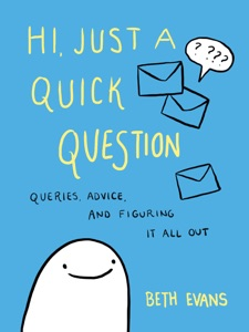 Hi, Just a Quick Question  Apple FF Book Cover