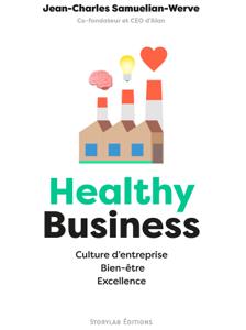Healthy Business Couverture de livre