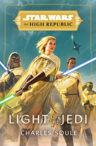 Star Wars: Light of the Jedi (The High Republic) Book Cover