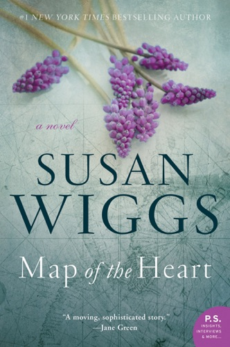 Susan Wiggs - Map of the Heart