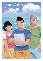 Download and Read Online Our Colorful Days (Intégrale) - tome 3