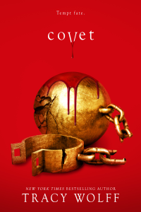 Covet Book Cover