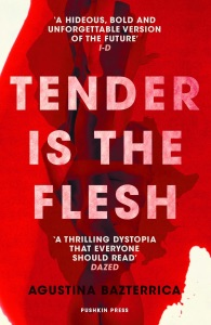 Tender is the Flesh Book Cover