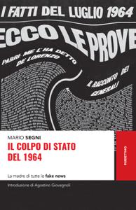 Il colpo di Stato del 1964 Libro Cover