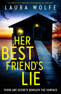Her Best Friend's Lie Book Cover