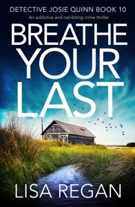 Breathe Your Last Book Cover