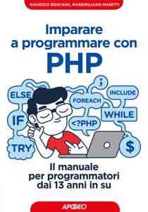 Imparare a programmare con PHP Libro Cover