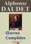 Download and Read Online Alphonse Daudet : Oeuvres complètes 80 titres annotés, illustrés, augmentés