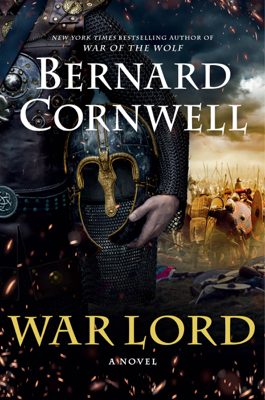 Bernard Cornwell - War Lord book