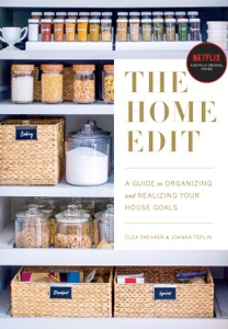 The Home Edit Book Cover