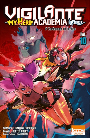 Vigilante - My Hero Academia Illegals T10 L'avènement de la reine PDF Download