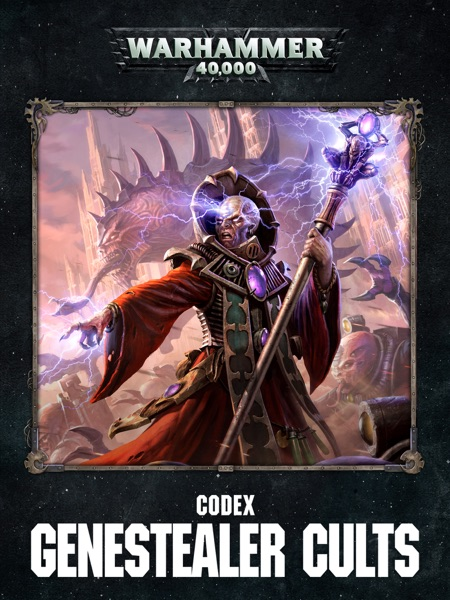 Codex: Genestealer Cults Enhanced Edition - Games Workshop book cover