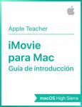 uía de introducción de iMovie para Mac