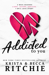 Addicted to You Book Cover