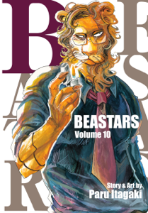 BEASTARS, Vol. 10 Book Cover