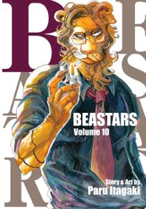 BEASTARS, Vol. 10 Book Cover