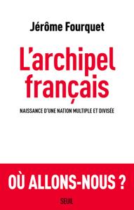 L'Archipel français La couverture du livre martien