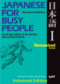 Japanese for Busy People I (Enhanced with Audio)