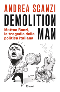 Demolition man Copertina del libro