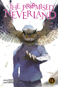 The Promised Neverland, Vol. 14 Libro Cover